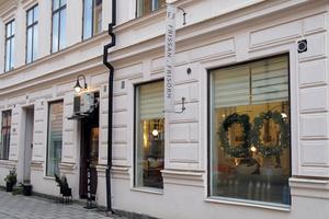 Frissan & frisörn på Fredsgatan