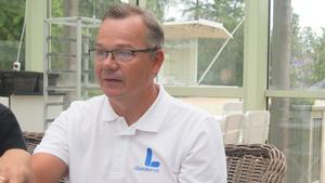 Pär Löfstrand, ordförande för Liberalerna i Jämtland, samt kommunalrådskandidat i Östersund.