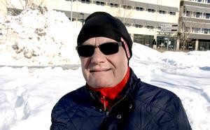 Arnold Jansson, 68, pensionär, Sundsvall: