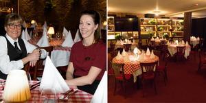 Susanne Johansson (ansvarig Piccolo) och Ida Holmberg (restaurangchef Di Spagna).