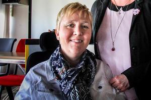 Lise Lidbäck, förbundsordförande, Neuroförbundet är en av undertecknarna.