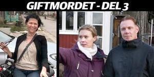 Fredrik och Anna berättar om mordkvällen och rättegången i en serie i tre delar:
