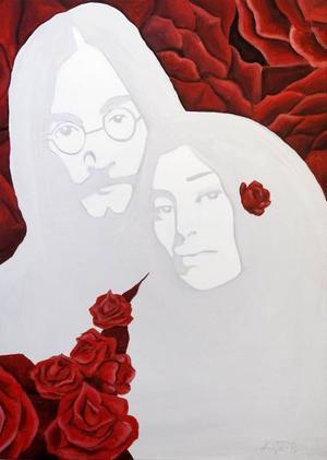 """""""Imagine Love"""".  Av Johanna Fröjd."""
