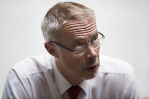 Peter Salzberg, vice chefsåklagare i Sundsvall