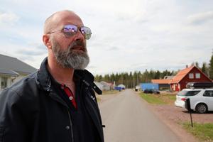 Flera villor har redan byggts i området och  utbyggnaden i området fortsätter. Planchef Håkan Persson ser mycket positivt på bostadsutvecklingen i Mora.