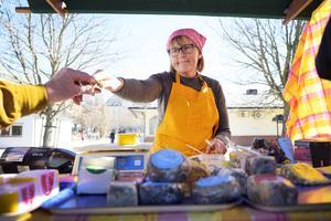 I 36  år har Ann Klensmeden drivit gårdsmejeri.