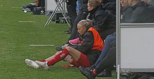 Sara Lilja Vidlund gjorde första målet och spelade 66 minuter i Kif Örebros segermatch mot IK Uppsala.