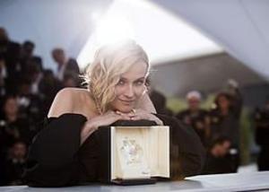 Diane Kruger fick priset för bästa kvinnliga skådespelare under fjolårets filmfestival i Cannes för sin roll i