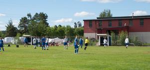 Fränsta IK deltar med två lag i Lilla VM.