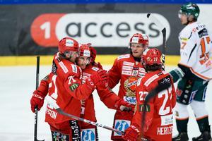 Altmuna får fortsatt spela i Hockeyallsvenskan. Bild: Andreas Sandström/Bildbyrån.