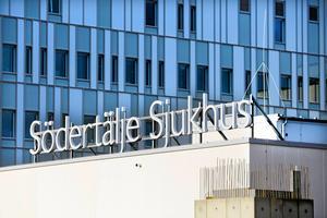 Sjukhuset i Södertälje.