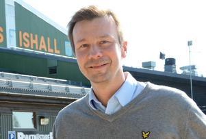Erik Eriksson, sportchef och ordförande i Malungs IF Hockey.Foto: Anders Mojanis