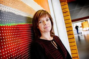 Karin Jonsson, ordförande i barn- och utbildningsnämnden.Foto: Ulrika Andersson