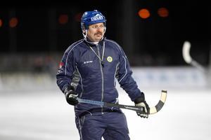 Nu gäller det för Magnus Nordin – efter nästan två år av förberedelser ställs hans Sverige till sist mot Ryssland i VM-finalen.