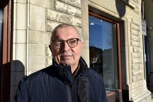Kenneth Östberg, 75, pensionär, Skönsmon:
