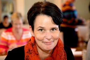Petra Norberg, chef på arbetslivsförvaltningen i Härnösand.