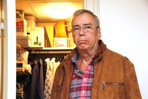 Lars Öberg och den bostadspolitiska gruppen för Hyresgästföreningen vill stoppa marknadshyror.