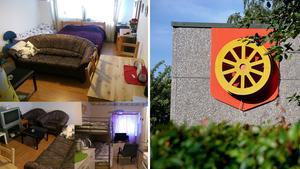 Ymmna Barakat tycker att Ånge kommun borde kunna erbjuda familjen en större lägenhet. Bilder: Privat / Micke Engström