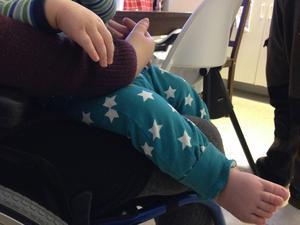 Sämre villkor för korttidsboendena är en i raden av neddragningar som ska ha drabbat handikappade barn på senare år.
