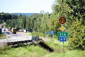 Flera sträckor på den nya Europavägen får dubbla beteckningar.