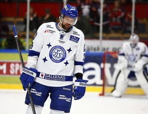Joonas Rönnberg och övriga Leksandsspelare tvingades åka av isen efter ännu en förlust.