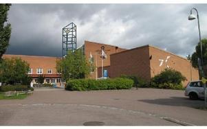 Högskolan i Falun. Nytt för i år är utbildning i materialteknik, som samkörs med Gävle och Filipstad. Det är stålindustrin som behöver den, som SSAB och Sandvik. FOTO: ILSE VORNANEN