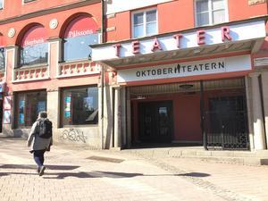 Oktoberteatern.