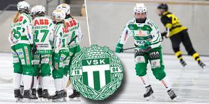 Charlotte Selbekk gjorde två mål i premiärsegern mot AIK.