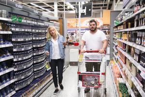Caroline Wilbois är tydlig med att det inte ska finnas några förbud när det gäller mat, men att man kan fundera över mängden och bättre varianter.