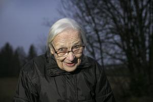– Det var inte så farligt. Jag tänkte ju att det skulle gå bra, säger Ann-Marie Persson om dygnet i skogen.