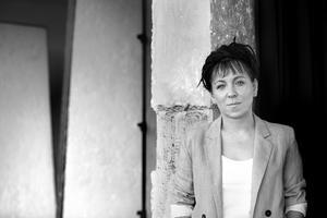 Olga Tockarczuk är 2018 års Nobelpristagare i litteratur.Foto: Jacek Kolodziejski