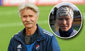 Olle Davidsson får fortsätta att leta förstärkning efter Elin Nymans nej.
