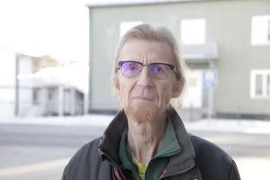 Robert Svensson är ordförande i byalaget i Glöte