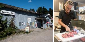 Sandells livs har drivits av samma familj sedan 1954. nu på sommaren är det högsäsong för ägarna Sune och Tina Sandell.