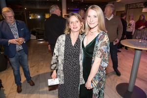 Grete Havnesköld och Marina Nyström.