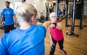 Nytt gym i Sundsvall.