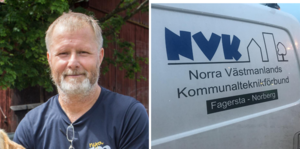 Per-Arne Andersson (M), Moderaterna i Norberg.