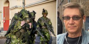 Lennart Bergström, Sverigedemokrat i Härnösand, skriver att partiet förordar en försvarsetablering i Härnösand/Sollefteå.