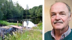 Folke Nyström (MP) vill rädda fisket och den biologiska mångfalden.