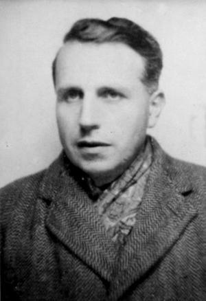 Georges Bataille 1943. Foto: Okänd