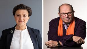 Monica Lingegård, vd Samhall AB och  Jan Scherman, Visa vägen-juryns ordförande. skriver om vikten av att behandla alla lika.