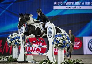 Lisa Jonsson, Misslisibell, vinner