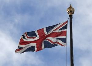 Det var meningen att Storbritannien och Irland skulle prägla årets kulturvecka i Skara. Hur det blir nu är oklart. Bild: AP Photo/Alastair Grant