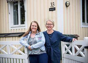 För 13 år sedan när Malin Dansk var tonåring fick hon hjälp av  familjebehandlaren Lena Malmström på Grinden 13 år.