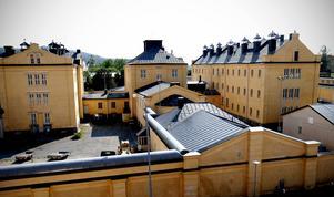 Framtiden för gamla fängelset är osäker. Hemab har nu stängt strömmen och även fjärrvärmen.