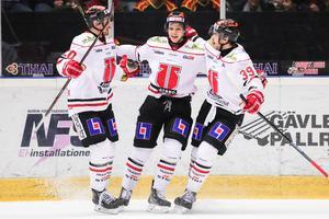 Kristian Näkyvä hade ett starkt fjolår i Örebro Hockey. Efter säsongen ryktades han till NHL. Bild: Kenta Jönsson/Bildbyrån