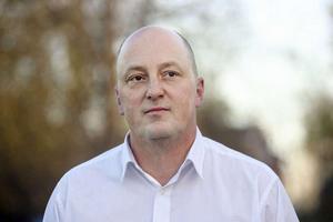 Lars Sjödin, kommunchef i Ockelbo. Bild: Arkiv