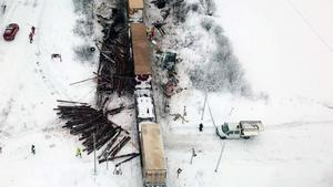 Haverikommissionen kritiserar nu Trafikverket för att de inte genomfört den efterfrågade kartläggningen av andra järnvägsövergångar där liknande olyckor skulle kunna inträffa.