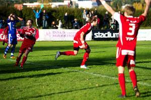 Den osannolika vändningen gav Falu FK en plats i kvalet för att hänga kvar i division 2 – ett kval där FK segrade.
