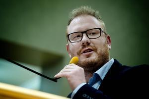 Robert Thunfors (T) tycker att Timrå kommun ska satsa på solcellskartor.